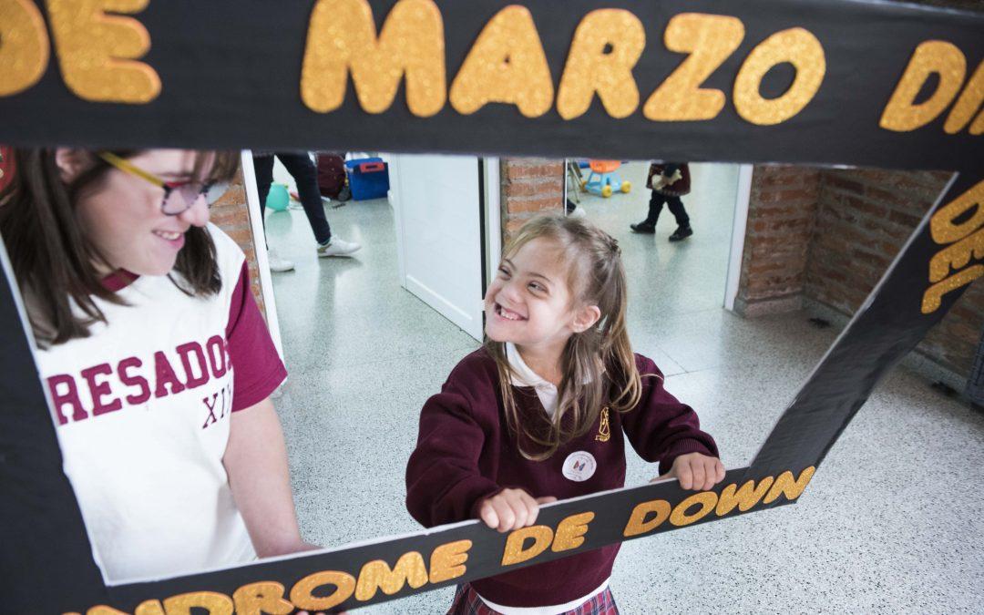 21-3 Día Mundial del Síndrome de Down